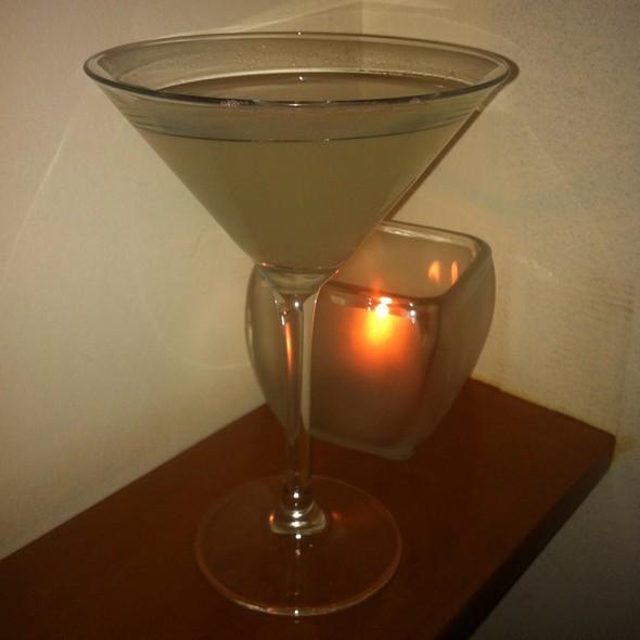 Martini @ Cedar