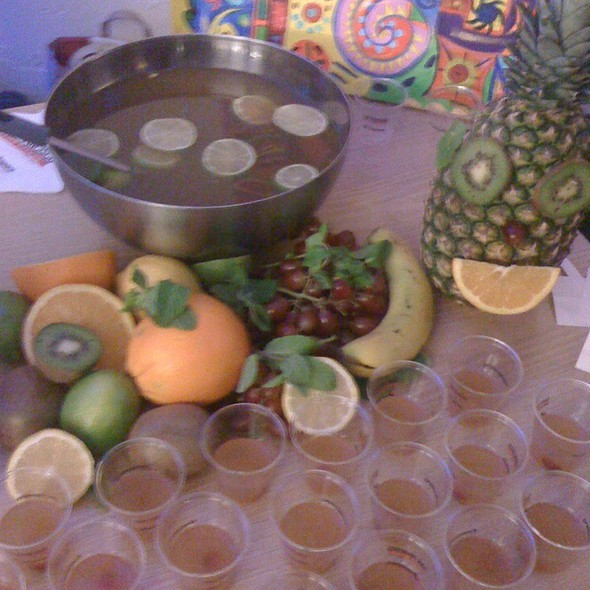 Evaway Creation @ Foodspotting Startup Cocktail Mix-off
