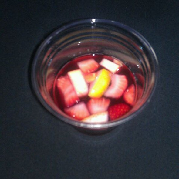 Masterbranch Masterful Sangria @ Foodspotting Startup Cocktail Mix-off