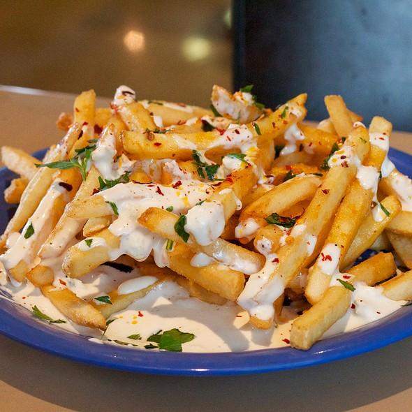 Urban Fries @ Jacks Urban Eats
