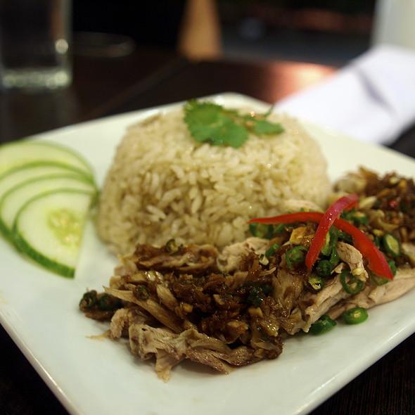 Khao Man Gai @ Bangkok Wok