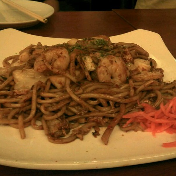 Kimchee Yakisoba @ Jinroku Pacific