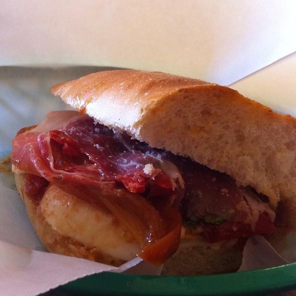 Il Parma Deli Sandwich @ Bella Napoli