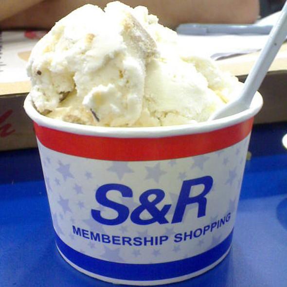 Blue Bunny Cookie Dough Ice Cream