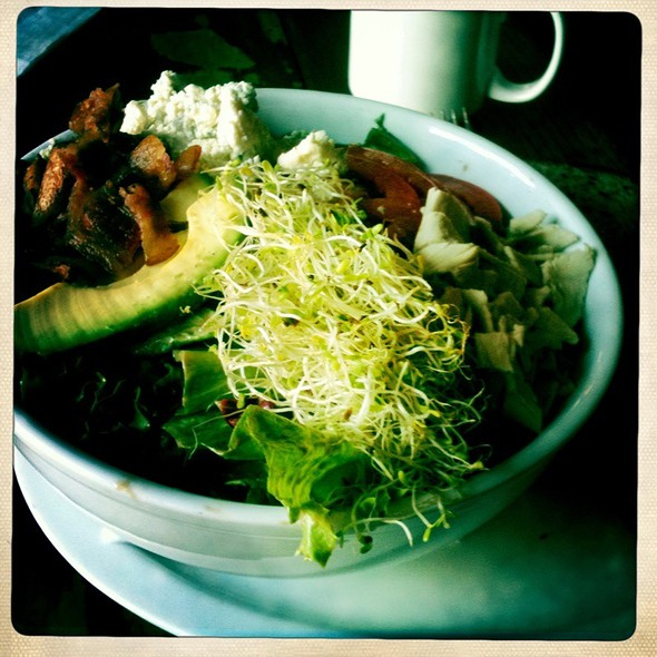 Cobb Salad @ Berkli Parc Cafe