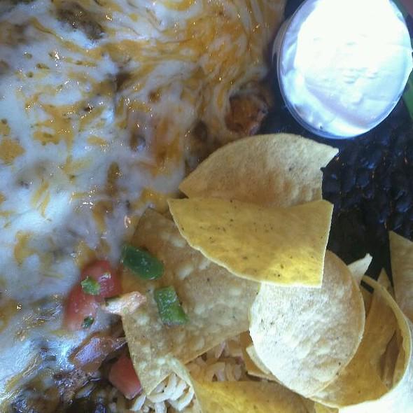 Colorado Enchilada Plate