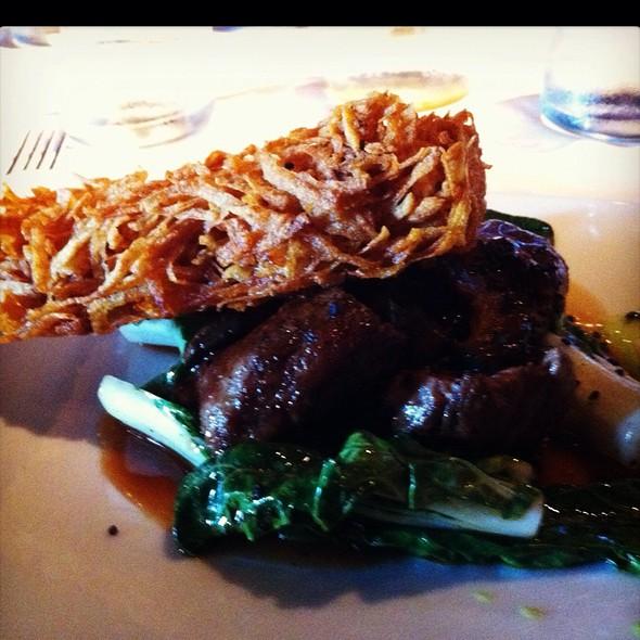 Filete Indochina @ Ten Bistro