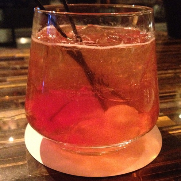 Old Fashioned - Battery Wharf Grille, Boston, MA