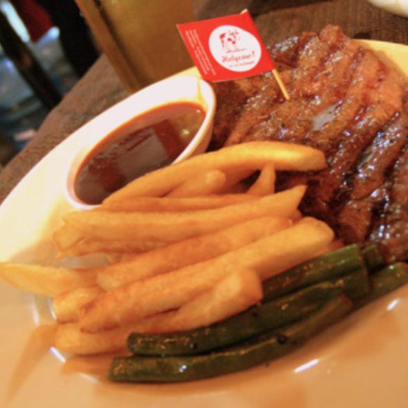 Wagyu Rib Eye @ Steak Hotel by Holycow