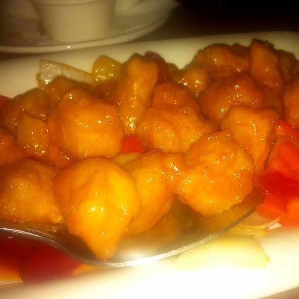 Sweet & Sour Pork @ Pf Chang's