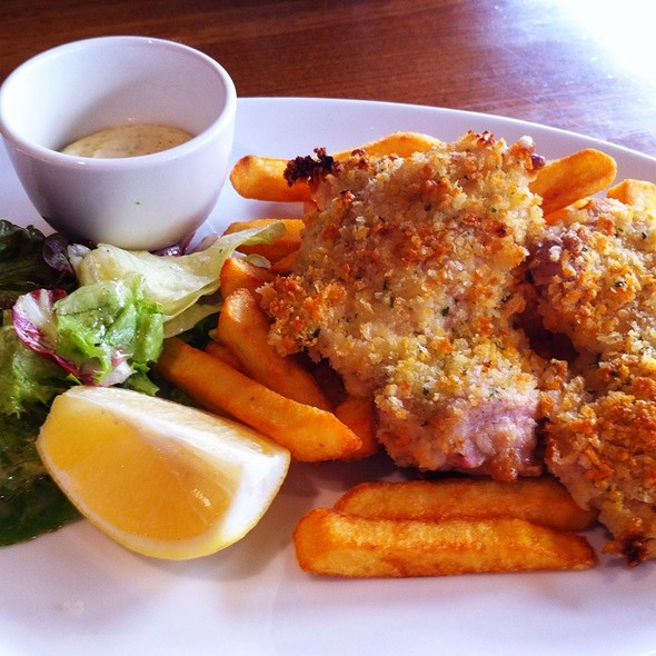 Chicken Snichzel