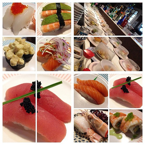 sushi night! #sydneycommunity porn  #sushi #japanese #yum @ Ashin