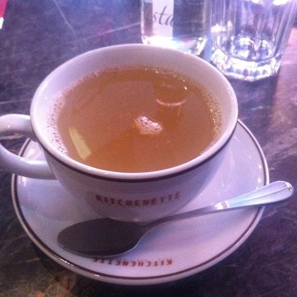 Zencefil, Bal, Limon Çayı @ Kitchenette Kanyon