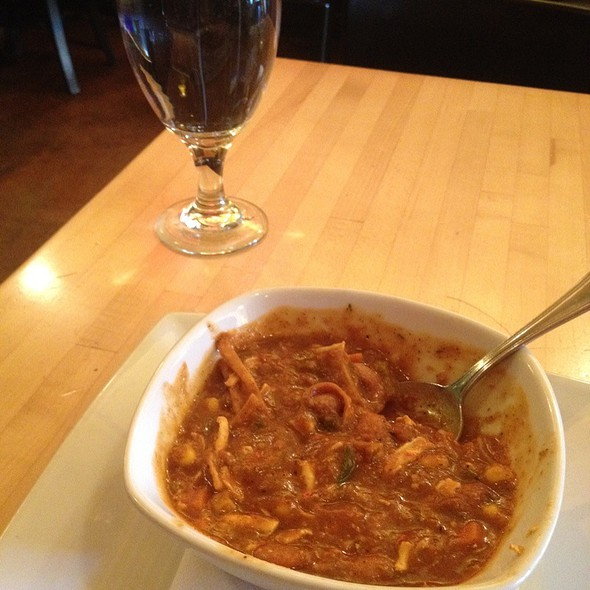 Black Bean Soup @ Great Sage