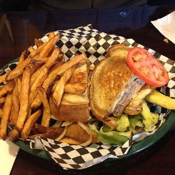 Geno Burger @ Bocktown Beer & Grill