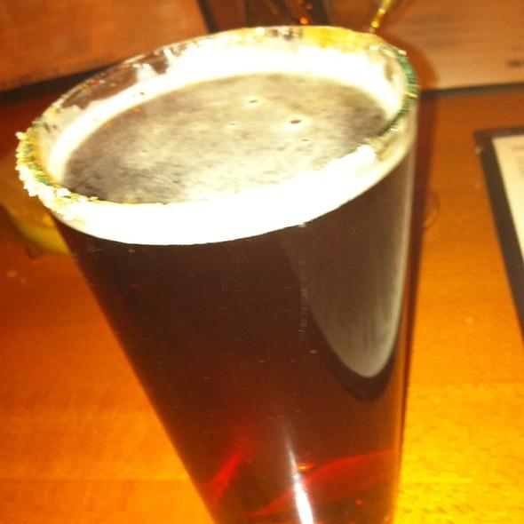 Cinnamon Sugar Rimmed Pumpkin Ale - George Martin's Grillfire, Hanover, MD