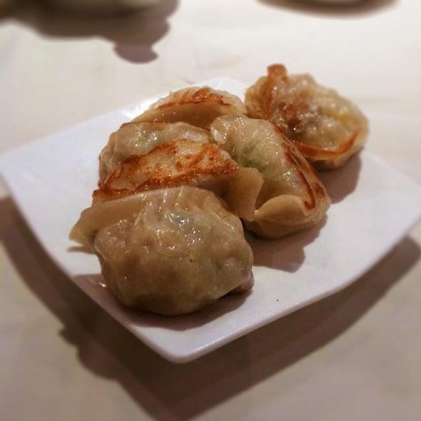Pan Fried Dumplings @ Golden Unicorn Restaurant Inc