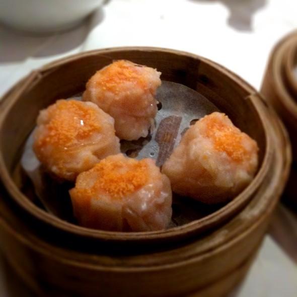 Shark's Fin Shrimp Dumplings @ Golden Unicorn Restaurant Inc