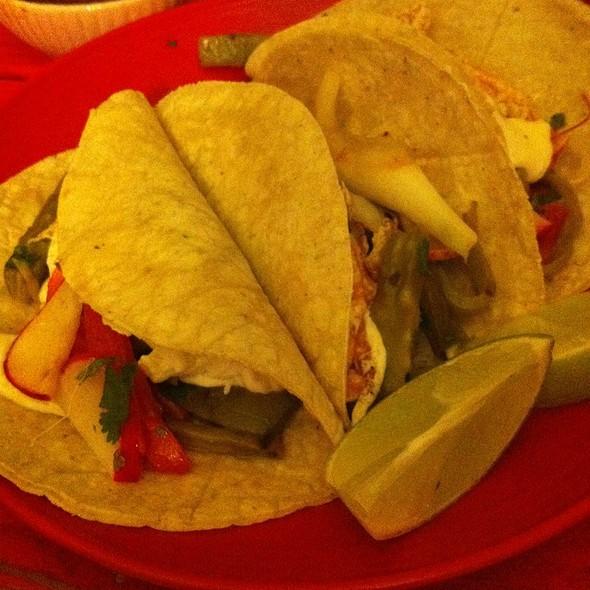 Tacos De Nopales @ Tortilleria Nixtamal