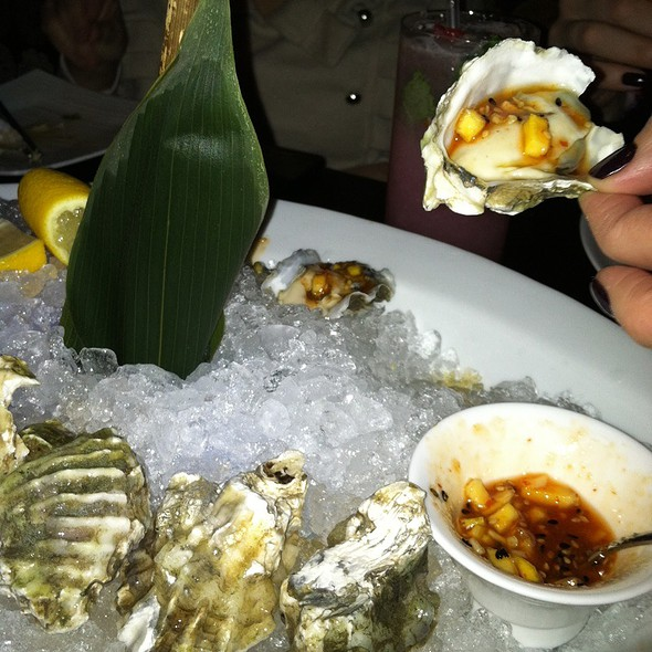 PNW Kumamoto Oysters @ Takayama