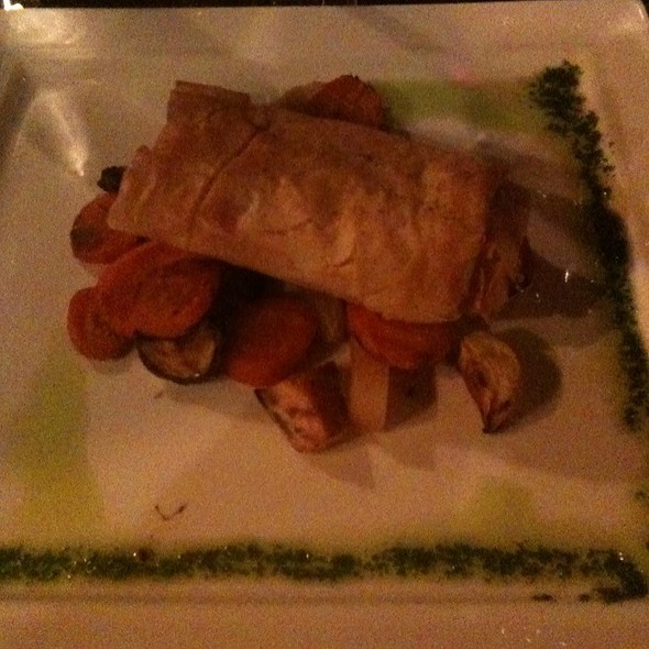 Sweet Potato Strudel @ Fat Goose