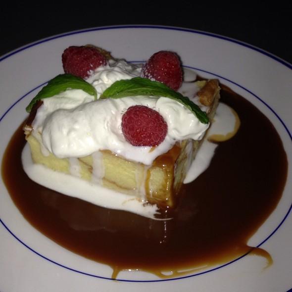 Bread Pudding @ BRC Gastropub