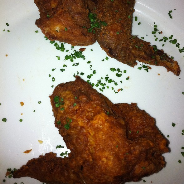 Llewellyn's Fine Fried Chicken @ Yardbird