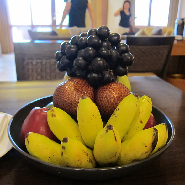 Assorted Fresh Fruit @ Grand Hyatt Bali Hotel