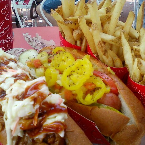 Hot Dogs @ Casey's Corner