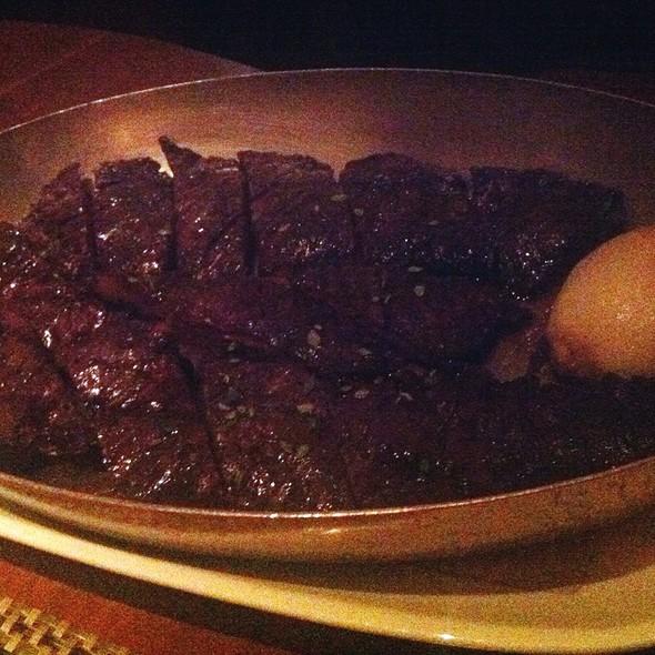Wagyu Beef Skirt Steak - Craftsteak - MGM Grand, Las Vegas, NV