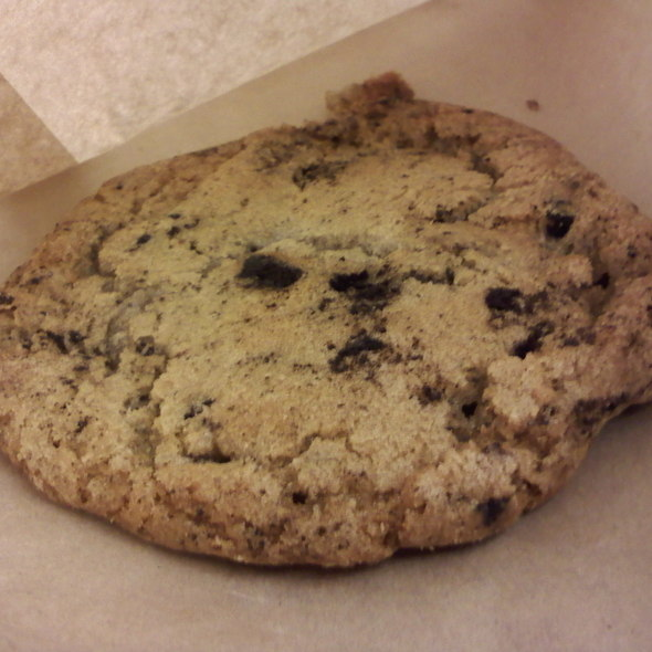 Chocolate Chip Cookies @ Rainbow Grocery CO-op