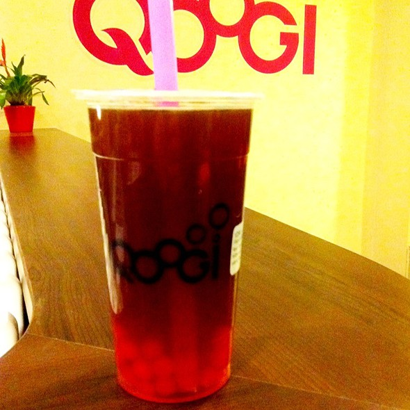 Bubble Tea @ Qoogi