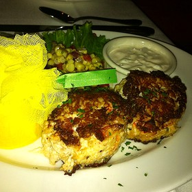 Lobster and Crab Cakes