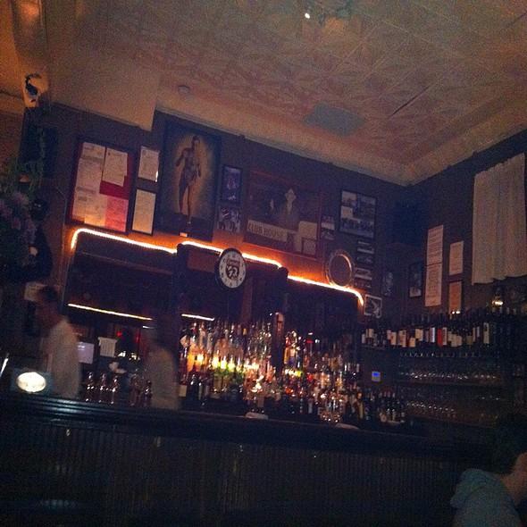 Cheap Beer. Great Bar. @ Jack Fry's Restaurant