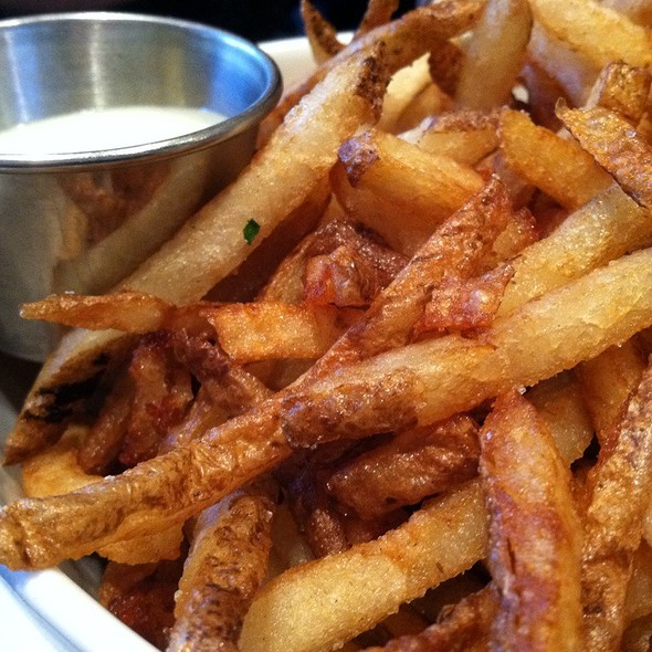 Truffle Fries @ Haven Gastropub