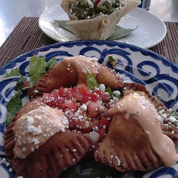 Empanadas & Guacamole - Gabriela's, New York, NY