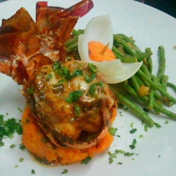 Lobster @ Chaa Creek