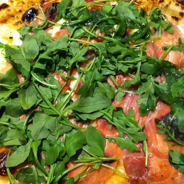 San Danielle pizza @ Pizzeria Stella