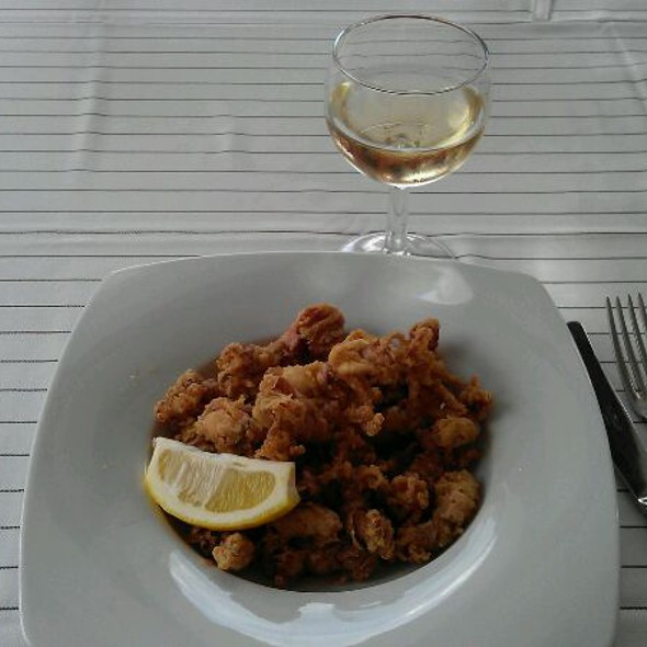 Xipiron's (squid) @ Les Voltes