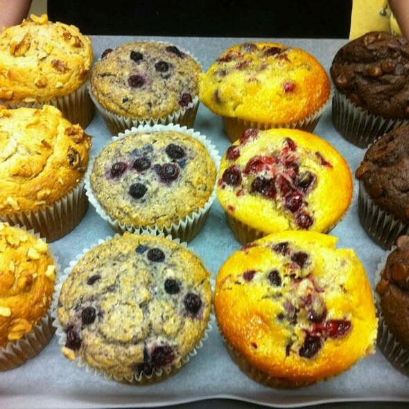 Muffins @ Caffino