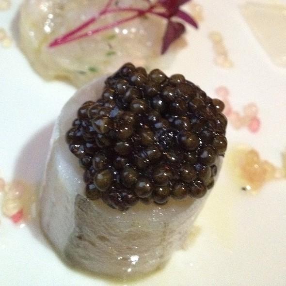 Merlan De Linge Au Caviar @ Restaurant Guy Savoy