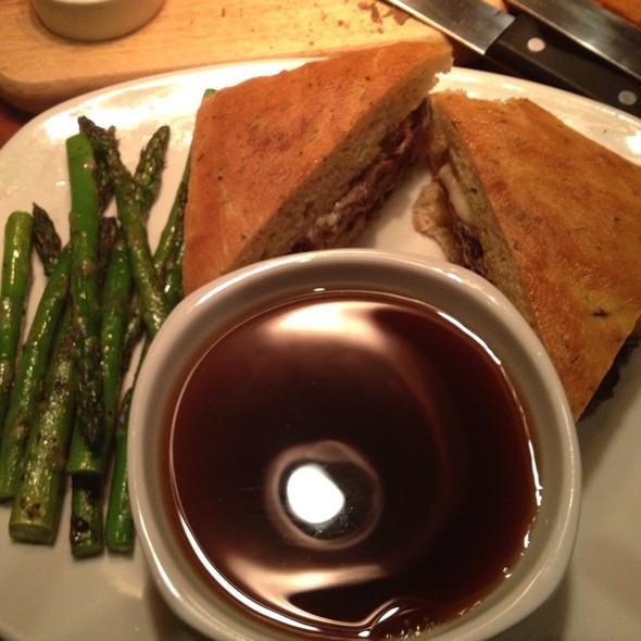 Filet Focaccia Sandwich @ Outback Steakhouse