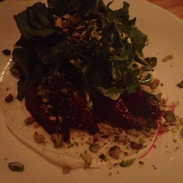 Roasted Beets @ L'Artusi Restaurant