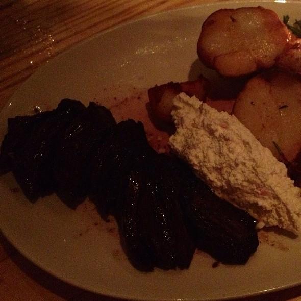 Hanger Steak @ L'Artusi Restaurant