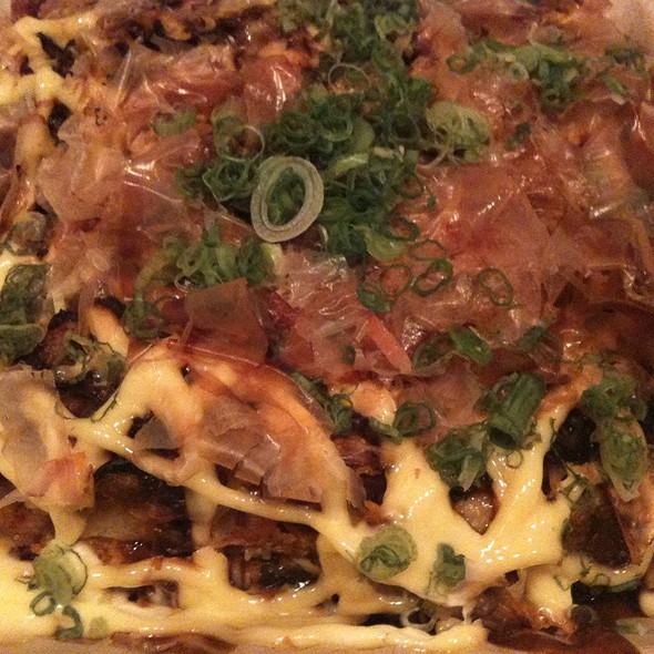 Okonomiyaki @ Namu