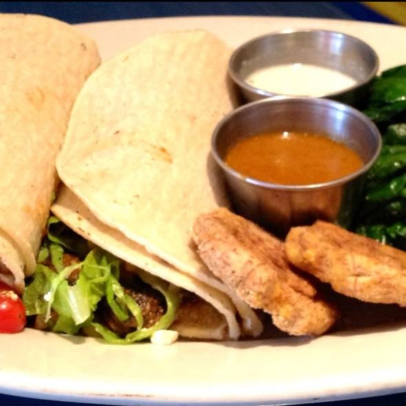 Veggie Tacos @ Bogota Latin Bistro