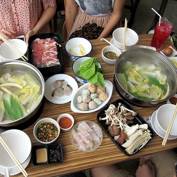 Taiwanese Hot Pot @ Zuki Zuki (ซูกิ ซูกิ)