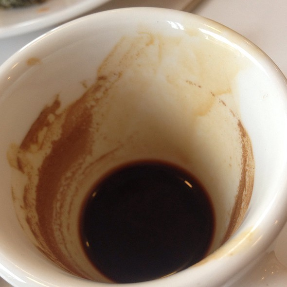 Espresso @ 3 Little Figs
