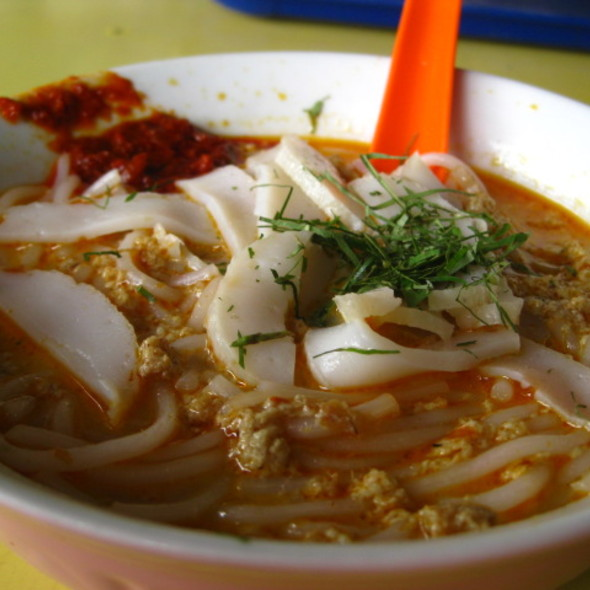 Singapore Laksa @ Sungei Road Laksa