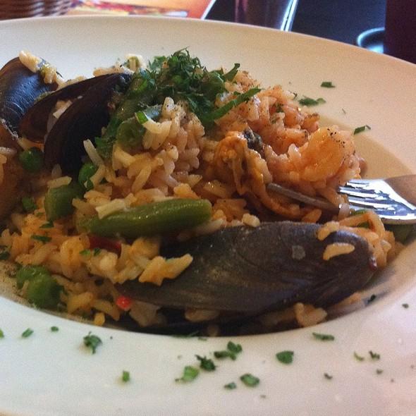 Seafood Paella @ Los Toreros